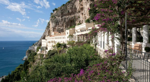 Best Hotels For Views On The Amalfi Coast Convento Di