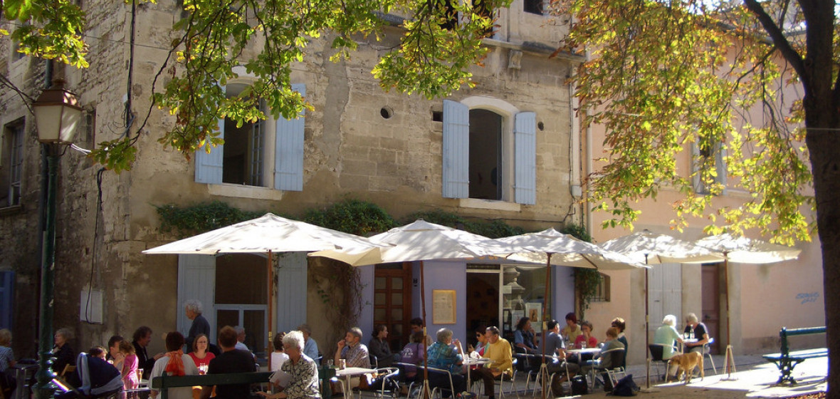 Best places to stay in st r my de provence france the for Entretien jardin st remy de provence