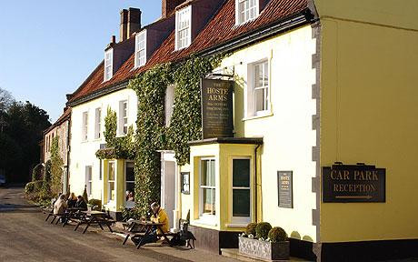 Photo of Hoste Arms, Norfolk