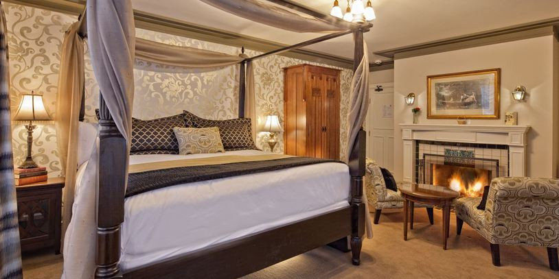 Romantic Bed And Breakfast Victoria Bc