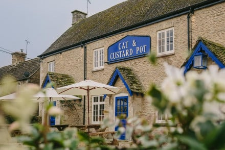 The Cat and Custard Pot Inn