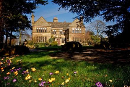 Fischer's Baslow Hall