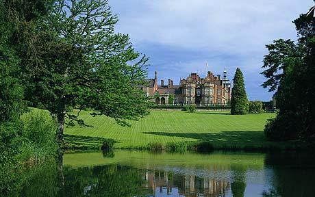 Photo of Tylney Hall, Hampshire