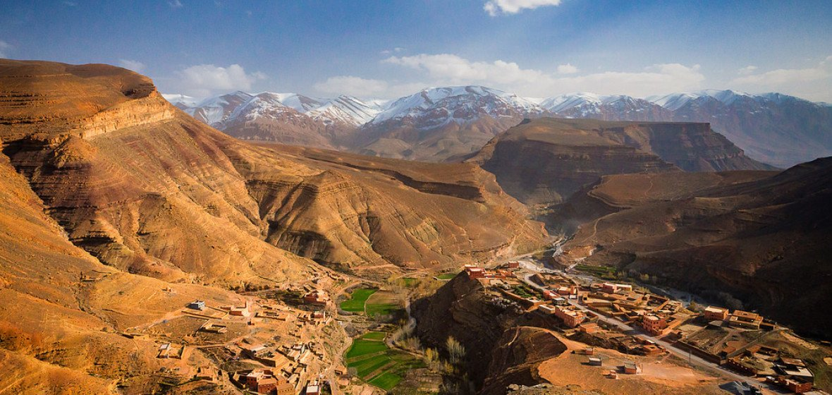 Photo of High Atlas