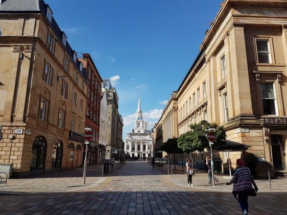Central Glasgow