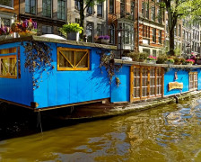 The 8 Coolest hotels in Amsterdam