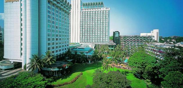 Photo of Shangri-La Hotel, Singapore