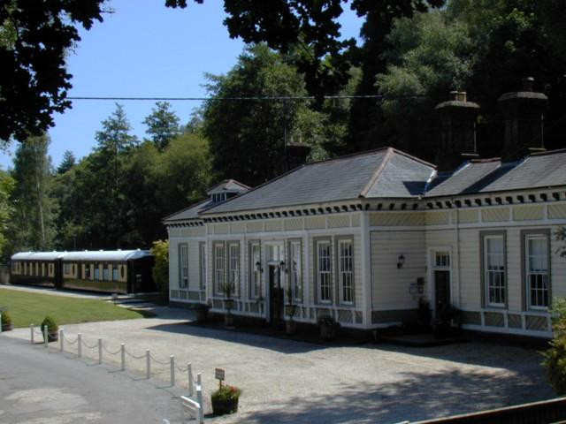 Photo of The Old Railway Station