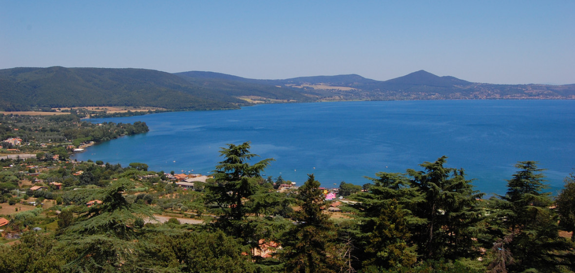 Photo of Lake Bracciano