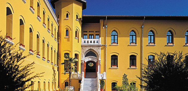 Photo of Four Seasons Hotel Sultanahmet