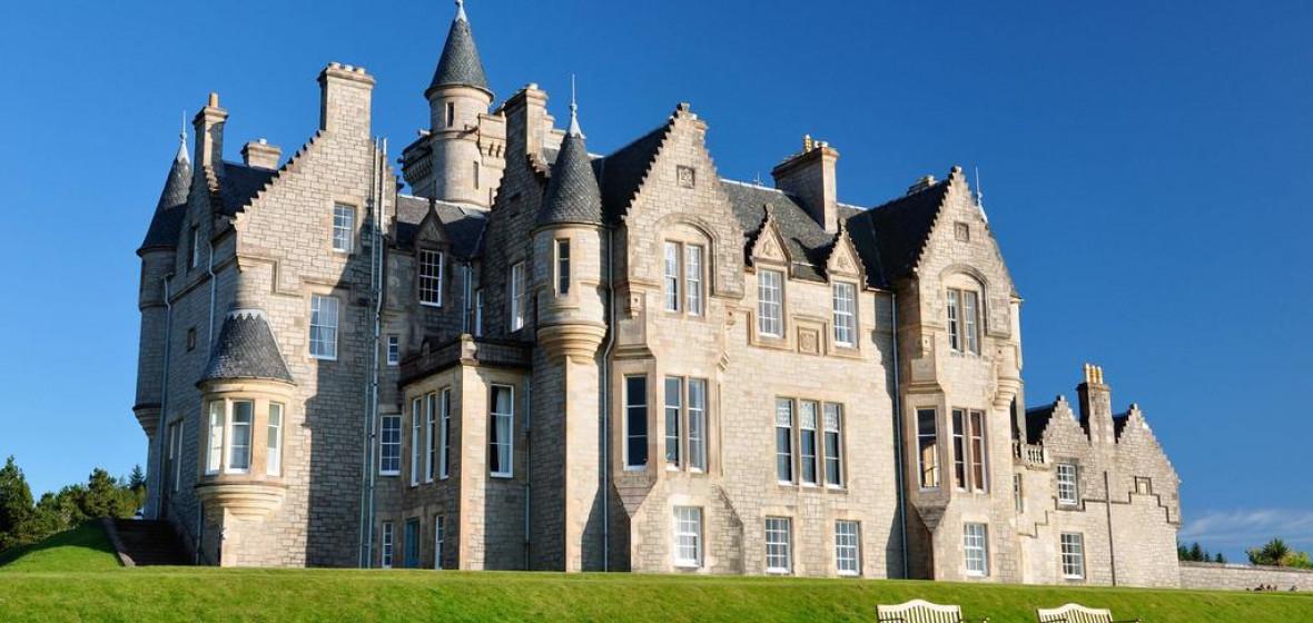 Photo of Glengorm Castle