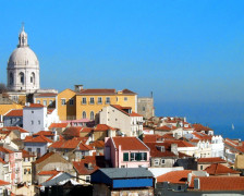 The best hotels in Lisbon with a rooftop terrace