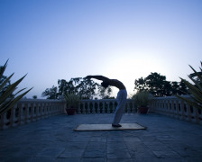 India's Best Yoga Resorts