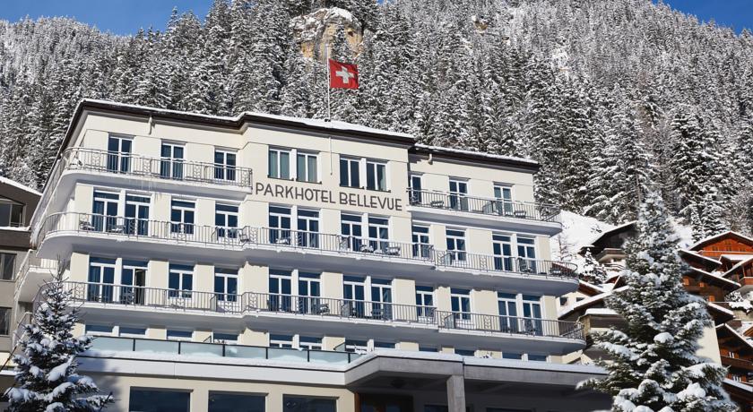 Photo of Parkhotel Bellevue