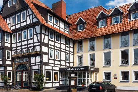 Hotel Ratskeller Wiedenbruck