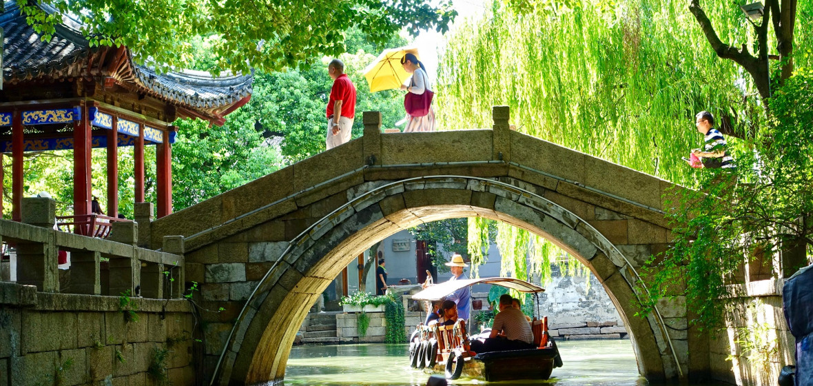 Photo of Suzhou