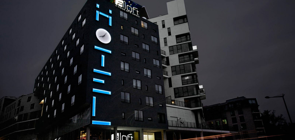 Photo of Aloft Brussels