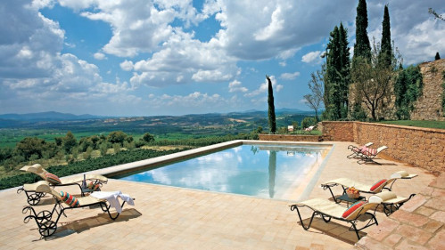 Tuscany Has One Of The Gest Collections Wine Hotels In Italy Which Means There Are Heaps Places We Could Recommend Here Just A Few