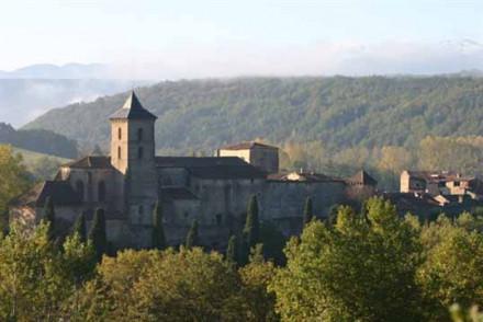 L'Abbaye-Château de Camon