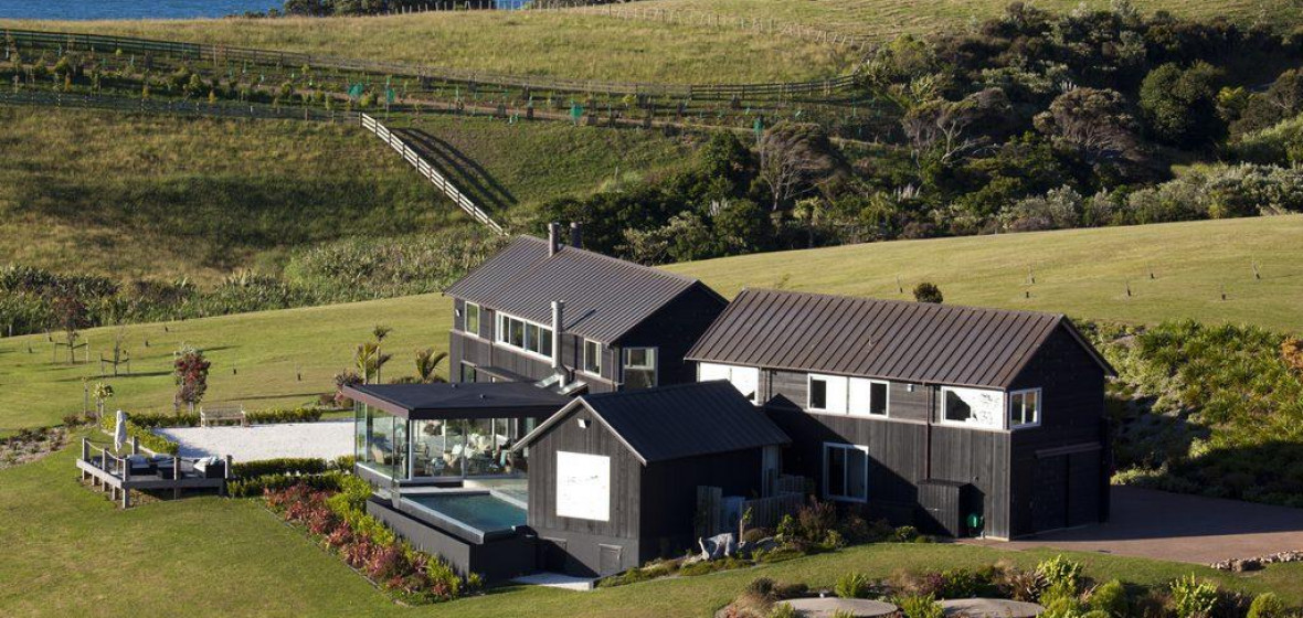 Hotel Waiheke Island New Zealand
