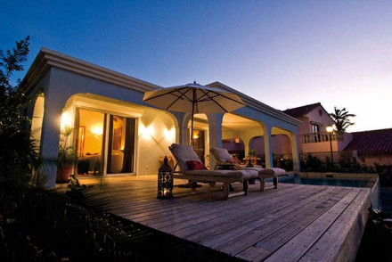 Meads Bay Beach Villas