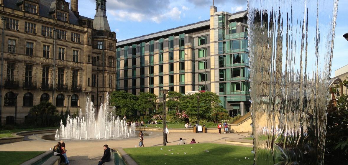 Photo of Sheffield