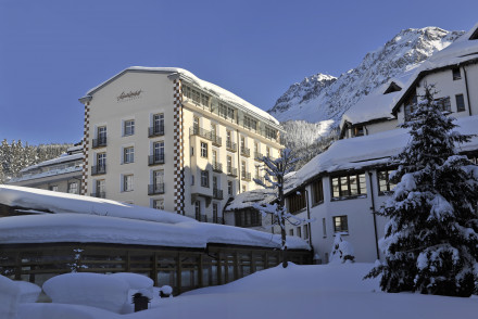 Hotel Schweizerhof, Lenzerheide