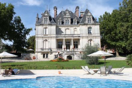 Chateau Saint Martial