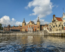 4 of our Favourite Hotels on Amsterdam's Waterfront