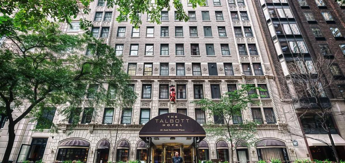 Photo of The Talbott Hotel