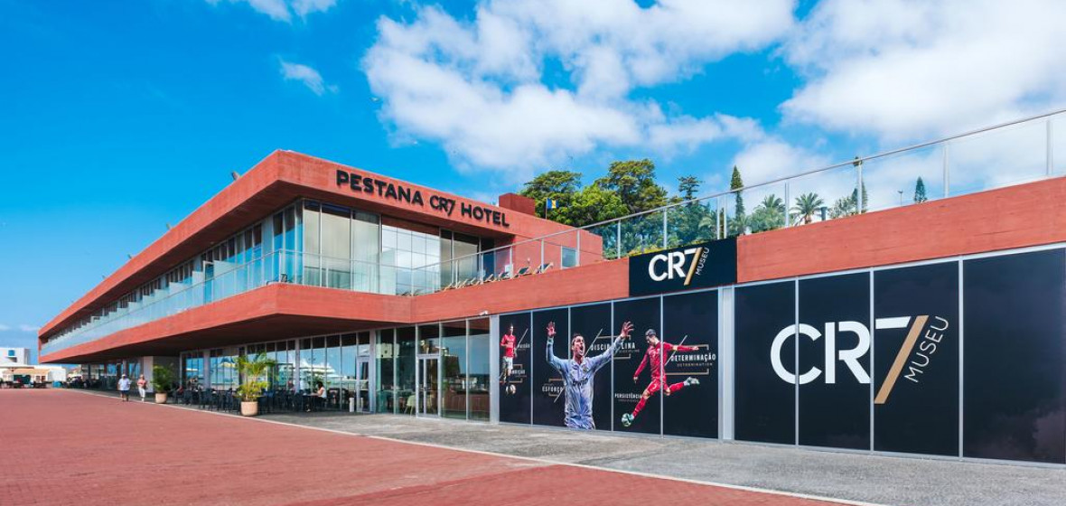 Photo of Pestana CR7