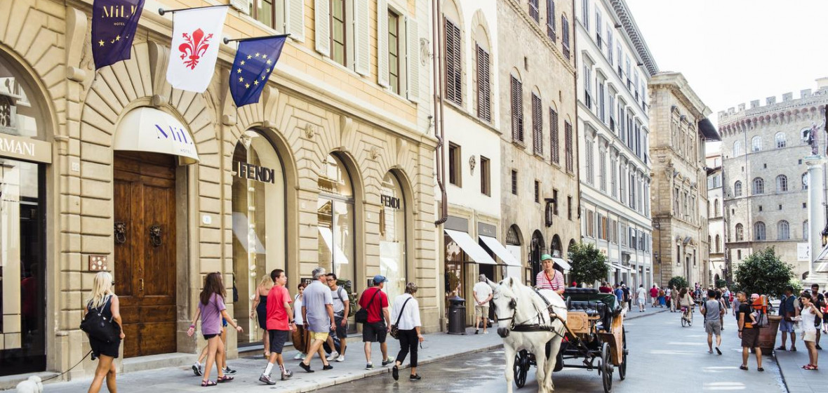 Hotel Milu, Florence, Italy. Expert reviews and highlights ...