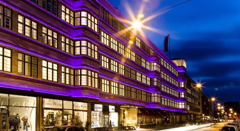 ellington hotel berlin germany discover book the hotel guru. Black Bedroom Furniture Sets. Home Design Ideas
