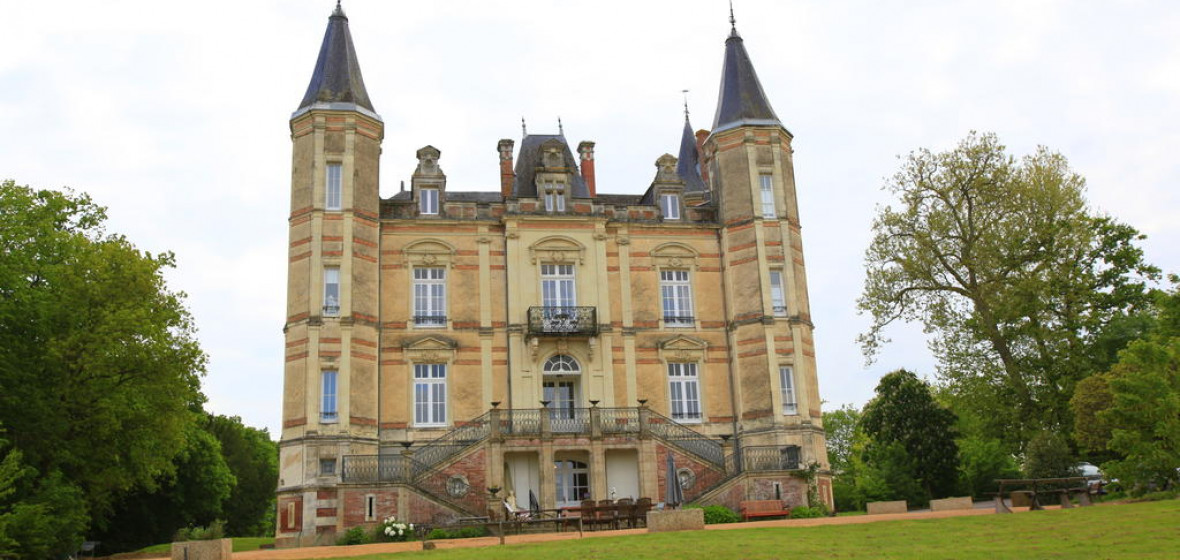 Photo of Chateau de la Moriniere