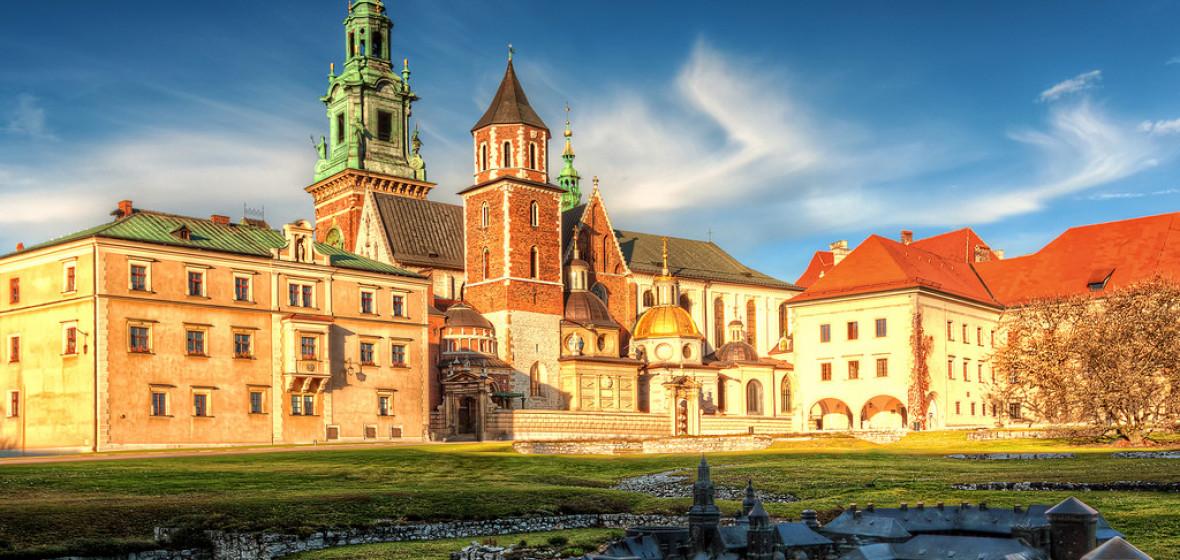 Photo of Krakow