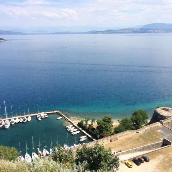 Photo of Corfu