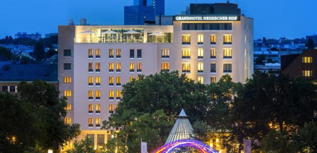 Photo of Grand Hotel Hessischer Hof