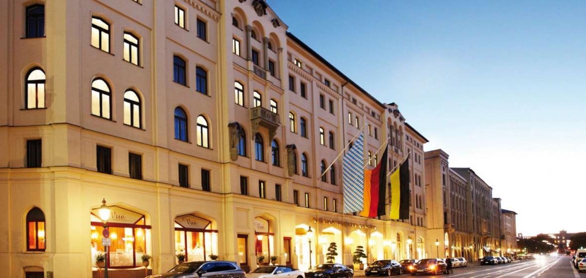 Photo of Hotel Vier Jahreszeiten Kempinski