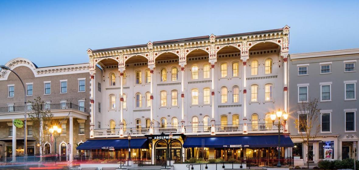 Photo of Adelphi Hotel