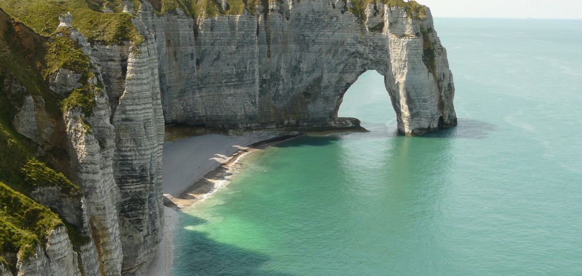 Photo of Etretat