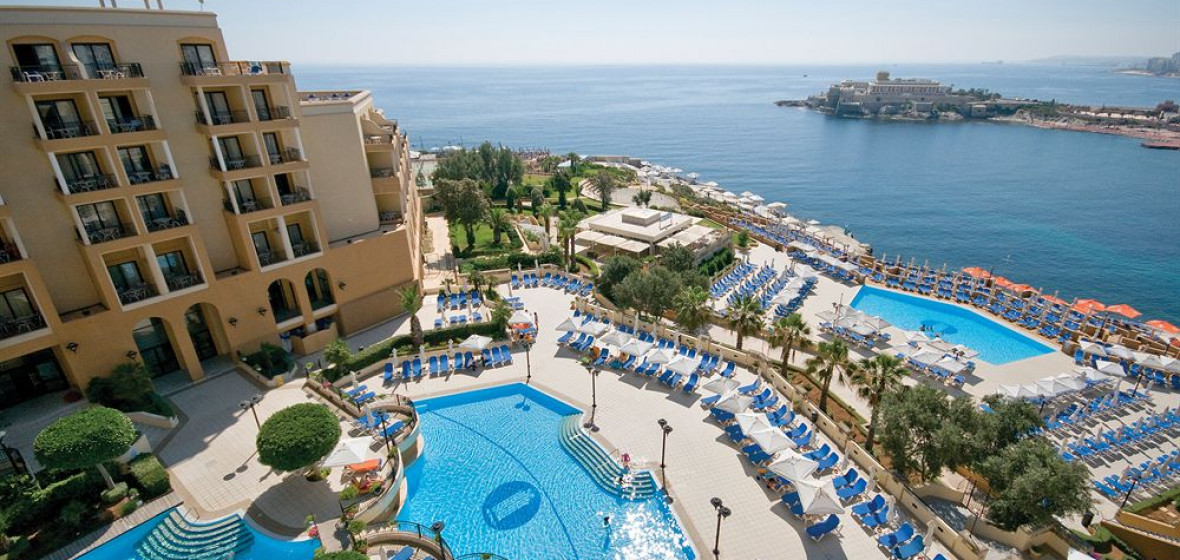 Photo of Corinthia Hotel, Malta