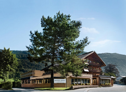 Hotel Post Bezau