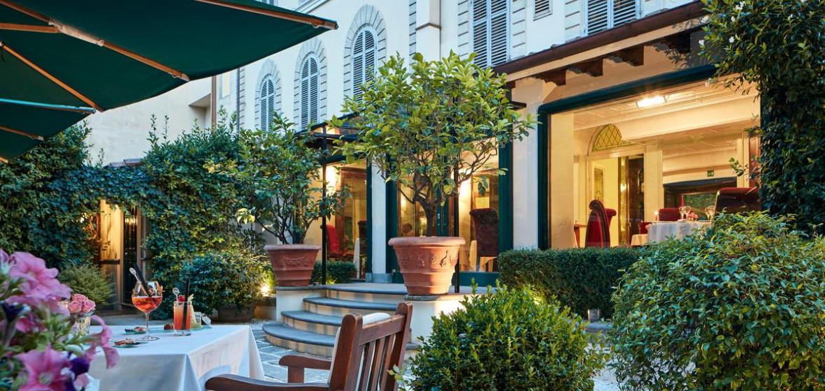 Hotel Regency Florence, Florence (50121 Firenze FI), Italy ...