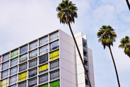 Awesome the Line Hotel Los Angeles Ca