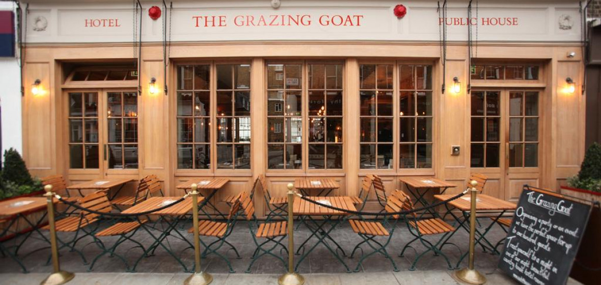 Photo of The Grazing Goat