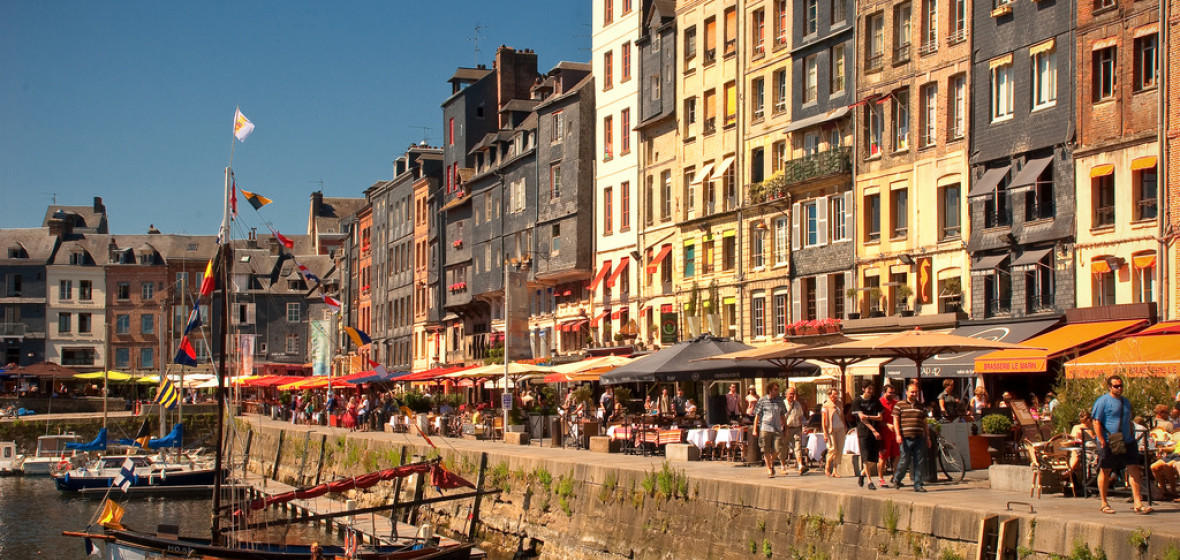Best Places To Stay In Honfleur France The Hotel Guru