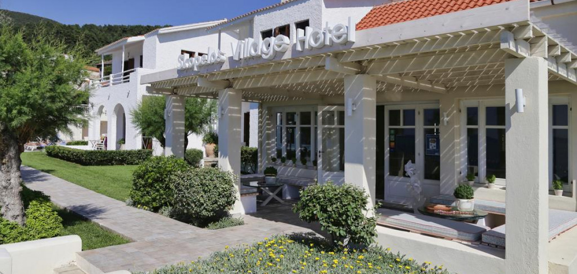 Photo of Skopelos Village Hotel