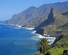 Hotels on Tenerife for a walking holiday