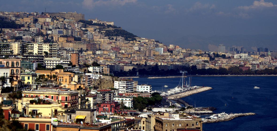 Photo of Naples