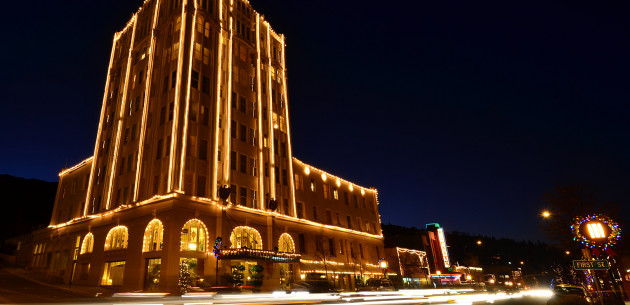 Photo of Ashland Springs Hotel